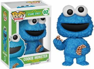 Funko POP! Vaulted Sesame Street - Cookie Monster in store!