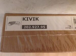 IKEA KIVIK (Sectional Cover) Slipcover Dansbo RED-LILAC Sealed