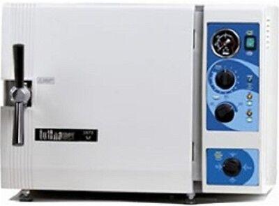 Tuttnauer 3870m Manual Autoclave M Series Sterilizer