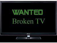 WANTED - Broken TV's