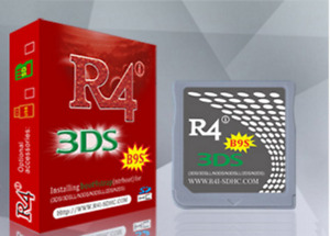 Carte R4i B9S New - 3DS - 2DS