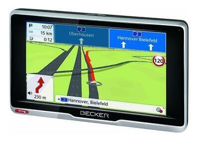 Becker Transit.6 LMU KARTE 2019 NAVI LKW PKW BUS Camper Blitzer Navigationsgerät