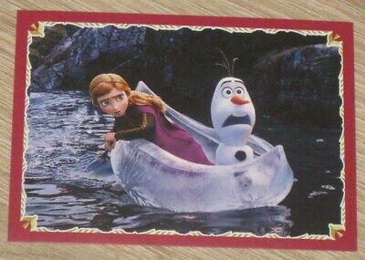 """Image Sticker Autocollant PANINI #146 """"LA REINE DES NEIGES 2"""" - """"FROZEN II"""""""