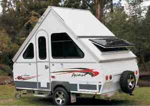 Avan camper trailer hire Goodwood Unley Area Preview