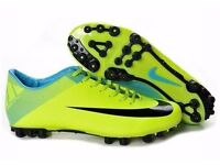 Nike Football Mercurial Victory III AG Size UK7 VERY GOOD CONDITION