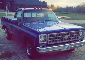 Chevy c10 for trade