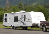 Jayco 29L Jay Feather Ultra Lite 1/2ton towable