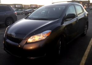 TOYOTA MATRIX AWD V6 IN EXCELLENT SHAPE 7995.00