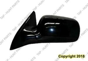 Door Mirror Power Driver Side Ptm Buick Lucerne 2006-2011