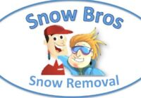 Professional snow removal service