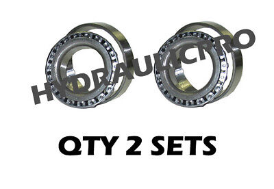 Qty 2 387a 382s Tapered Roller Bearing 387a Bearing 382s Race 387a382s