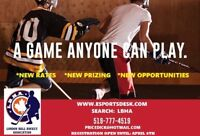 Ball Hockey Registration