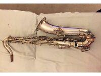 Buescher True Tone C Melody sax - 1924