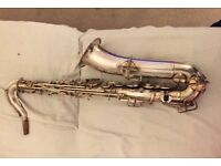 Vintage Buescher Low pitch C-melody saxophone - Mint condition - 1924