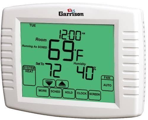 2 Stage Thermostat Ebay