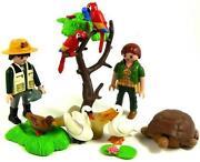 Zoo Animal Figures