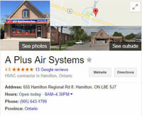 FURNACE REPAIR/SERVICE WITH DIAGNOSTIC
