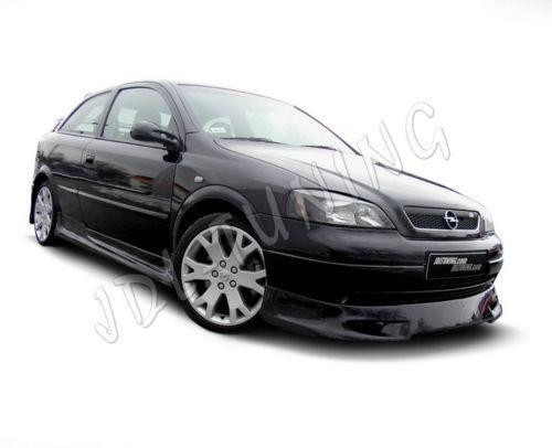 opel astra g bodykit ebay. Black Bedroom Furniture Sets. Home Design Ideas