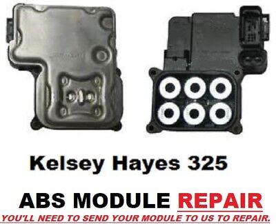 (1999-2008 Chevrolet Silverado ABS / EBCM Electronic Brake Control Module Repair)