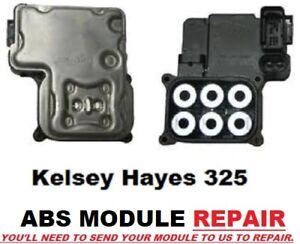 1999-2008 Chevrolet Silverado ABS / EBCM Electronic Brake Control Module Repair