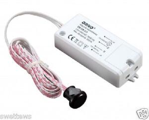 Mini-Sensor Bewegungsmelder Kontaktloser Schalter für Möbel und Decken CR213