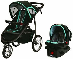 Graco Stroller and Travel seat