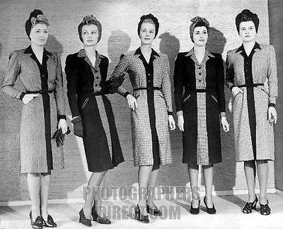 How Clothes Rationing Affected Fashion In The Second World War 84