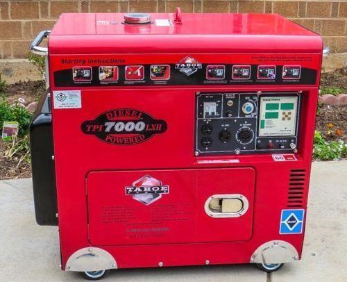 Tahoe Generator Ebay