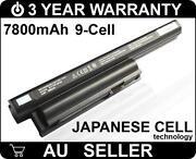 Sony Vaio Battery