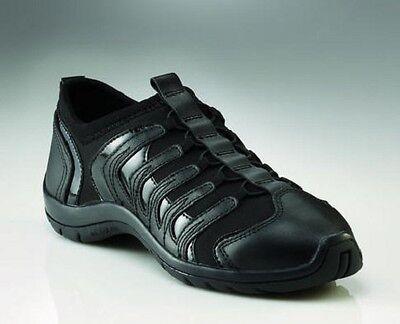Capezio Snakespine Dansneaker, Hip Hop Shoe, Black Size 5...