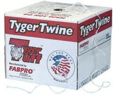 10500 Ft Polypropylene Tying Twine 106 Lbs Tensile