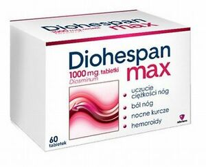 DIOHESPAN-MAX-Diosminum-1000-mg-LEG-HEAVINESS-PAIN-FATIGUE-60-TABLETS