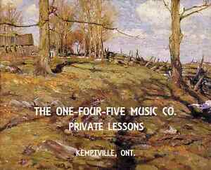 Private Piano & Guitar Lessons for Adults (Kemptville and Area)