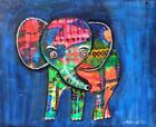 Elephant Canvas Art Paintings