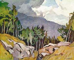 Limited Edition Appraised A. J. Casson Lithographs Peterborough Peterborough Area image 5