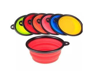 Silicone Popup bowl (Great for dogs or camping!!!)