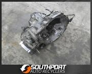 Ford Laser Gearbox