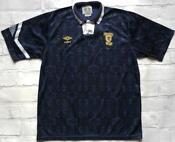 Scotland Football Shirt XL