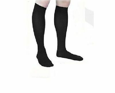 Calf Length Compression Sports Travel Socks DVT UK 6-10 (Pair)
