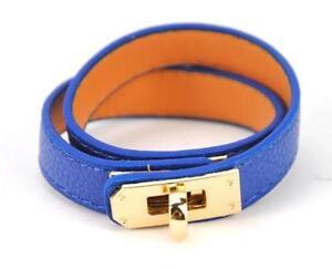 Womens Leather Cuff Bracelet