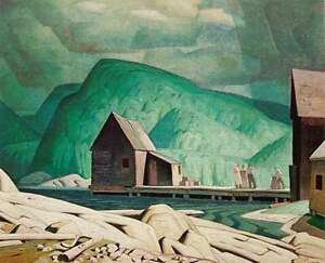 Limited Edition Appraised A. J. Casson Lithographs Oakville / Halton Region Toronto (GTA) image 1