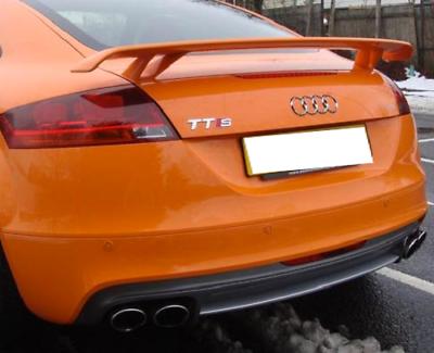 CSR Heckflügel Halteplatte für Audi TT 8J ZB167