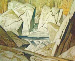 Limited Edition Appraised A. J. Casson Lithographs Oakville / Halton Region Toronto (GTA) image 7