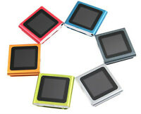 "1.8"" MP3 MP4 Mini Touch Clip Player"