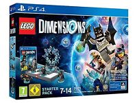 Lego Dimensions starter pack for ps4. New