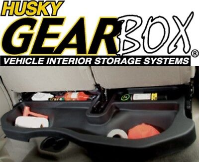 Husky 09401 Gearbox Underseat Storage Cargo Box 2003-2018 Dodge Ram Truck