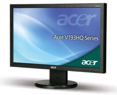 Acer V193hql Flat Widescreen 19 inch computer screen/ Monitor