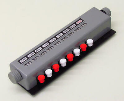 Blood Cell Counter 8 Key With Protective Case