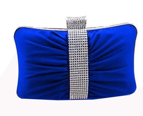 Royal Blue Handbag | eBay