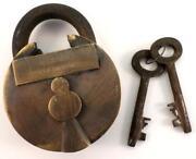 Prison Lock